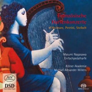 Französiche Harfenkonzerte