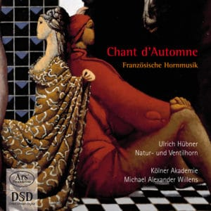 Chant d' Automne: French music for horn
