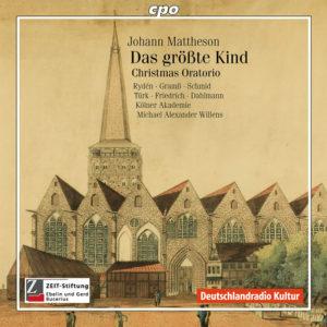 Johann Mattheson: The greatest child