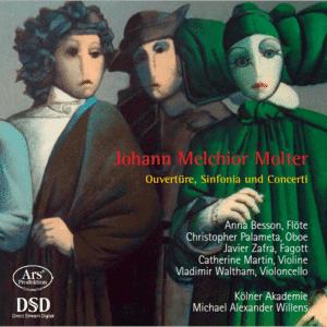 Johann Melchior Molter: Ouverture, Sinfonia und Concerti