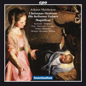 Johann Mattheson: Magnificat/ The holy birth