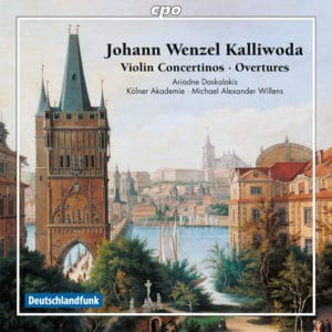 Johann Wenzel Kalliwoda: Overtures and Violin Concertini