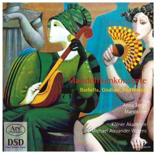 Mandolin Concertos