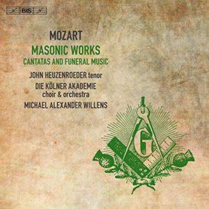 W.A. Mozart: Masonic works