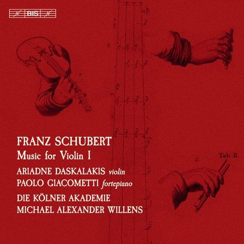 Franz Schubert: Music for Violin l