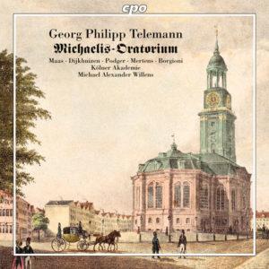 Georg Philipp Telemann: Komm wieder, Herr, zu der Menge der Tausenden in Israel Oratorium zur Einweihung der neuen St. Michaelis-Kirche 1762