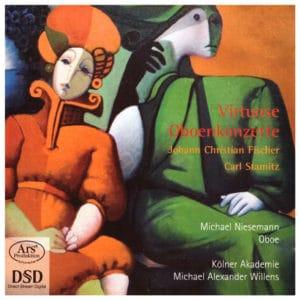 Virtuoso oboe concertos: Fischer and Stamitz