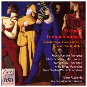 19th century virtuoso trumpet music
