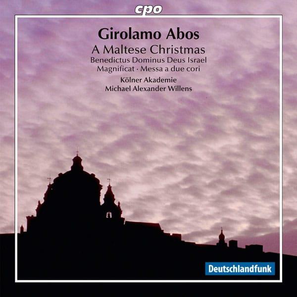 Girolamo Abos (1715-1760): A Maltese Christmas