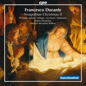 Francesco Durante: A Neapolitan Christmas Vol. ll