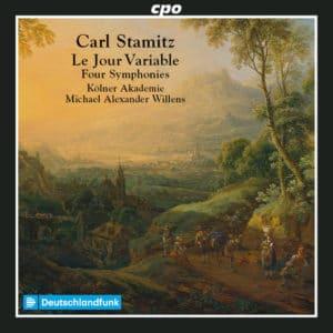 Carl Stamitz - Le Jour Variable, Four Symphonies